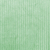 Green fabric striped  texture — Stock Photo