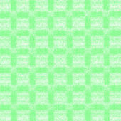 Green plaid textured background — Stock Photo