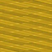 Yellow striped background — Stock Photo