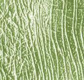 Green leatherette closeup — Stock Photo