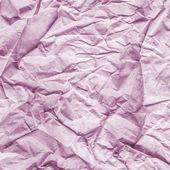 Reddish crumpled rough paper — Stock Photo