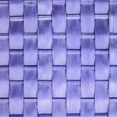 Piece of birch bark painted violet — Stock Photo