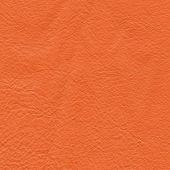 Orange leather texture — Stock Photo