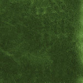Green worn leather texture — Stock Photo