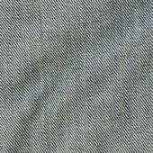 Pantalones vaqueros arrugados tela closeup — Foto de Stock