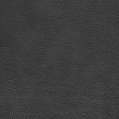 Texture cuir noir — Photo