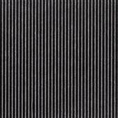 Black corrugated cardboard — Zdjęcie stockowe