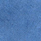 Blue leather texture. — Stock Photo