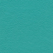 Green-blue leather texture — Stock Photo