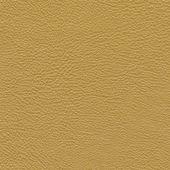Yellow  leather texture — Stock Photo