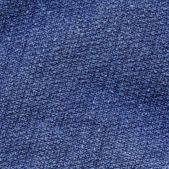 Texture de tissu bleu — Photo
