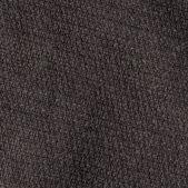 Tissu brun texture closeup — Photo