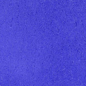 Old blue leather texture — Stock Photo