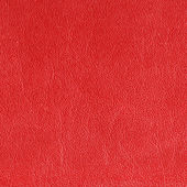 Texture de cuir rouge — Photo
