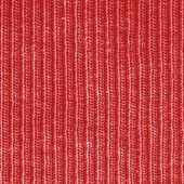 红色纺织 — 图库照片