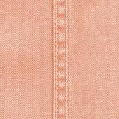 Pale orange fabric — Stock Photo