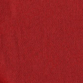 Red fabric — Stock Photo