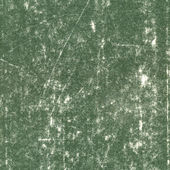 Green scratched background. — Stock Photo