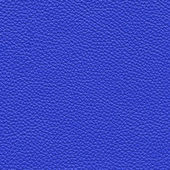 Ultramarine leather — Stock Photo