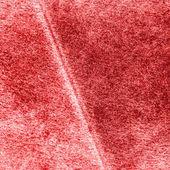 Kırmızı tekstil arka plan — Stok fotoğraf