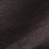 Black leather — Stock Photo