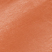 Orange leather — Stock Photo