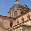 Cupola of the Cathedral Santa Maria Assunta — Stock Photo