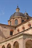 Cupola katedralen santa maria assunta — Stockfoto