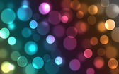 Bokeh-Wellpaper — Stock Photo