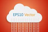 Ladders — Stock Vector