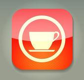Teacup — Stockvector