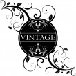 Royalty-Free Stock Vector Image: Vector vintage decor