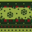 Christmas seamless pattern — Stock Vector #12565117
