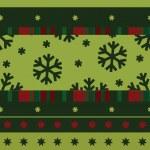 Christmas seamless pattern — Stock Vector #12565117