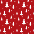 Christmas seamless pattern — Stock Vector #12626584