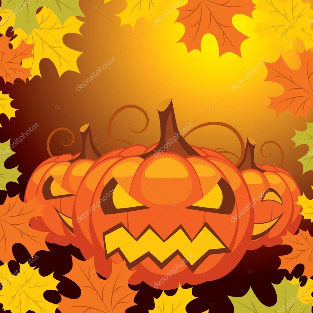 Vector Halloween banner — Stock Vector #13131692