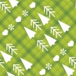 Christmas seamless pattern with Christmas trees — Stock Vector #13658336