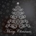 Vector Christmas card — Stock Vector #13768972