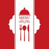 Vector restaurant menu — Stock Vector