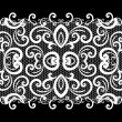 Vector lace background - Stock Vector