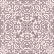 Vector seamless lace pattern — Stock Vector