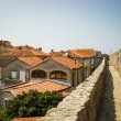 Montenegro, Budva, old town — Stock Photo