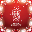 Christmas banner vector — Stock Vector