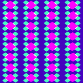 Vector colorful seamless abstract pattern — Stock Vector