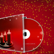Christmas CD — Stock Photo #26650843