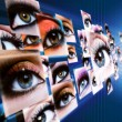 Eye Interactive — Stock Photo