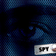 Stock Photo: Spy eyes