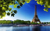 Eifel Tower — Stock Photo