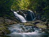 Łabski Wodospad  Labe  Waterfall — Fotografia Stock