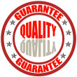 Guarantee — Stock Vector